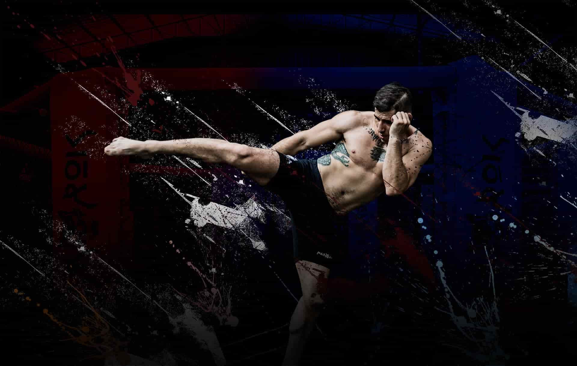 Marrok Group MMA training banner
