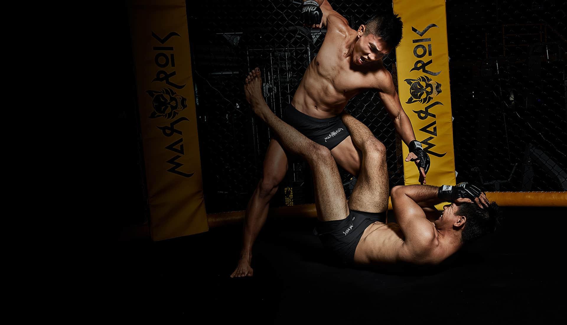 Marrok Fitness Gym MMA
